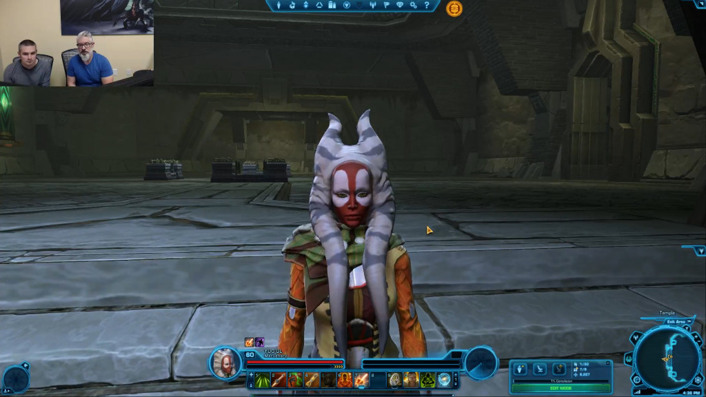 SWTOR: Welcome to Game Update 3.3