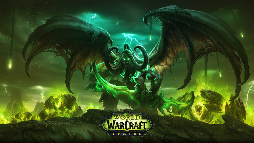 World of Warcraft: Legion expansion announced